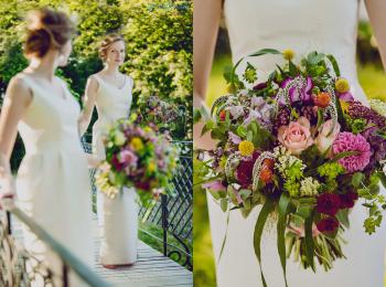 Nna O'Klicka Picture-Perfect Wedding